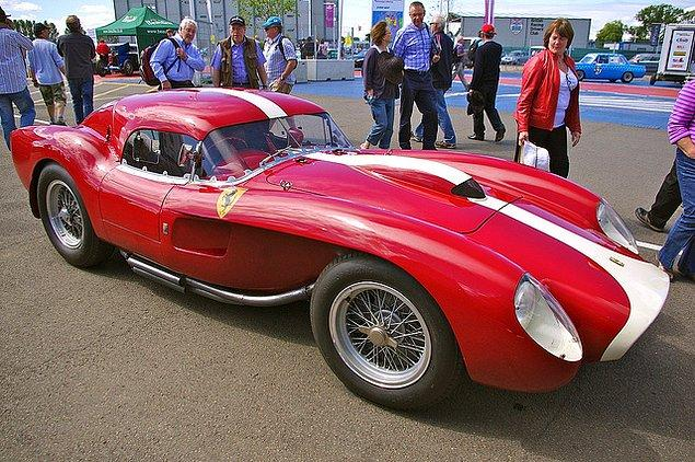 1957 Ferrari 250 Testa Rossa - $16,390,000