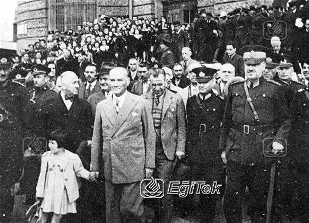 """2 Eylül 1938 / """"Atam, siz müsterih olunuz. Bu, daha önceki ameliyatlarınızdan da basittir"""""""