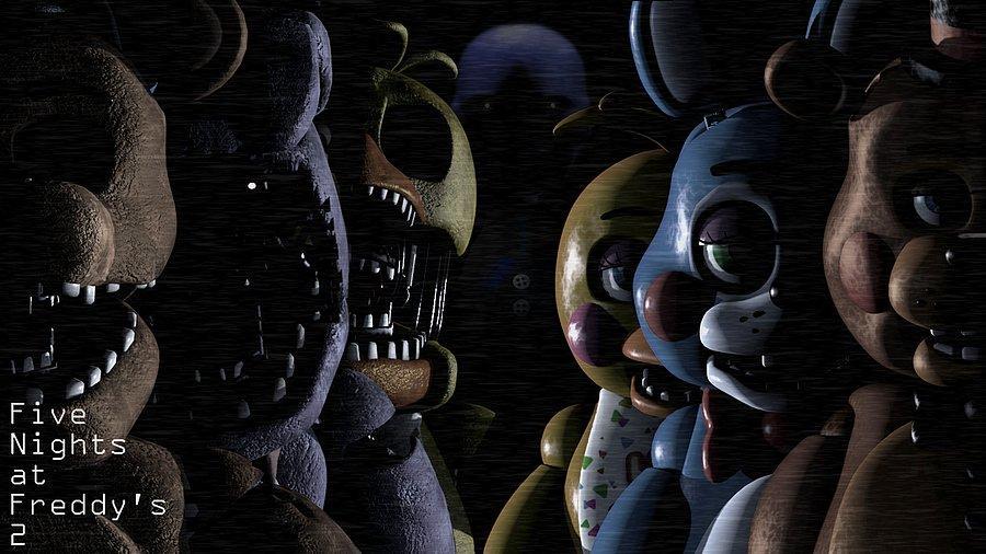 Bagimsiz Yapimdan Film E Five Nights At Freddy S Serisi Hakkinda