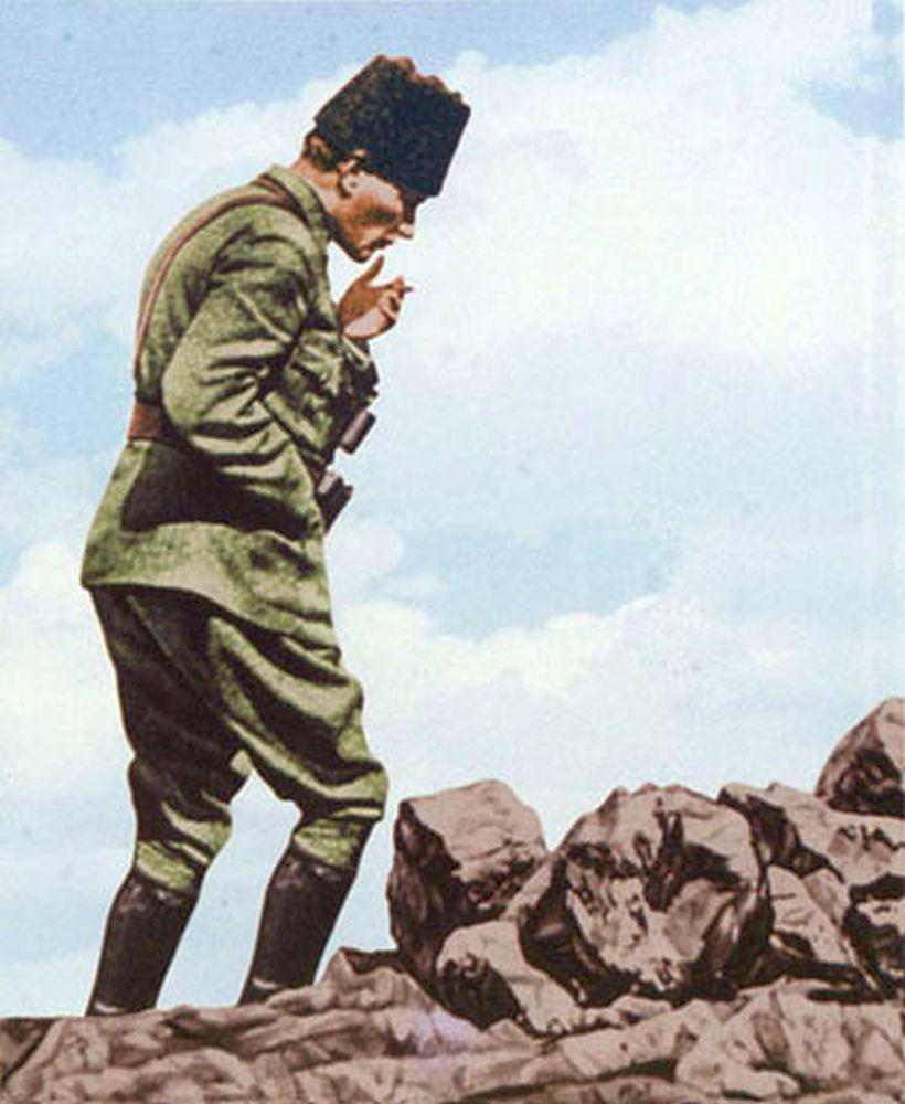 Atatürkün Tüylerinizi Diken Diken Edecek Ve Gururla Okuyacağınız 16