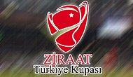 Ziraat Türkiye Kupası'nda 3. Eleme Maçları Açıklandı