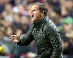 """De Boer: """"Bu oyunla beraberlikten memnun kalabiliriz"""""""