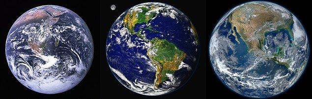 İhtiyacımız olan alanı karşılamaya 3 dünya ancak yeterdi.