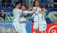 Rizespor 4-3 Galatasaray
