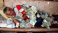 Gaziantepli İnşaat İşçisi Parayla Yatıp Kalkıyor