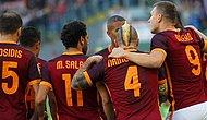 Roma, Derbide Lazio'yu Devirdi: 2-0