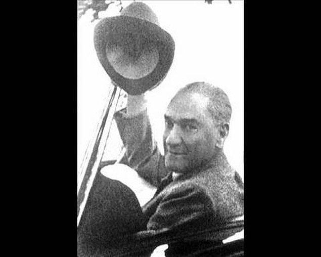 """8 Kasım 1938 / """"Son sözünü söyledi ve ikinci ağır komaya girdi. Bu komadan bir daha çıkamayacaktı"""""""