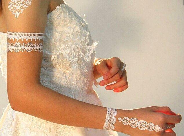 Только посмотрите на эту невесту! Она великолепна...