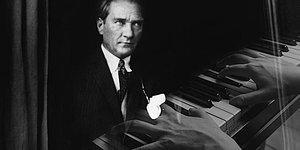 Atatürk'ün Sevdiği 10 Şarkı'nın Piyano Cover'ı