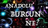 """Doğduğun Ayı Seç """"Anadolu Burcunu"""" Öğren"""