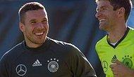 Podolski Milli Takım Kadrosundan Çıkarıldı