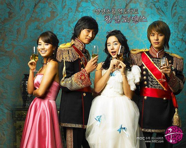 20. Princess Hours (2006)   IMDB:8,1