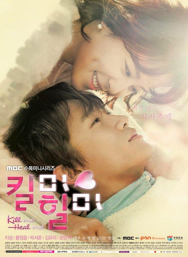 39. Kill Me, Heal Me (2014)     IMDB:8,6