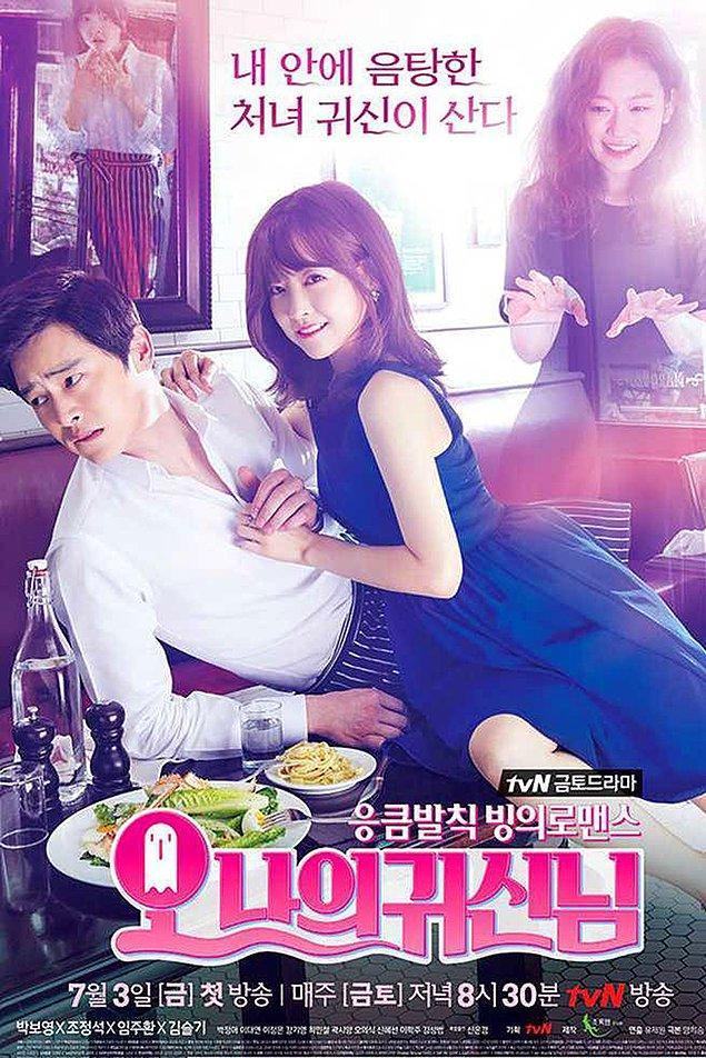 33. Oh My Ghost (2015)   IMDB:8,5