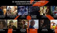 52. Uluslararası Antalya Film Festivali Ulusal Yarışma Bölümü'nde Yer Alacak 12 Film