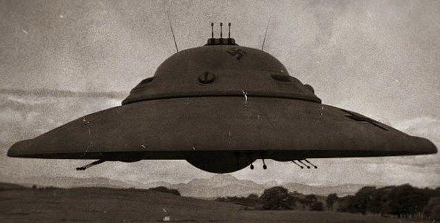 Alman Kaynaklara Göre Hitler UFO Üretimini Gerçekleştirmiş