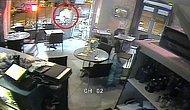 Paris'teki Saldırıda Kan Donduran Anlar Kamerada