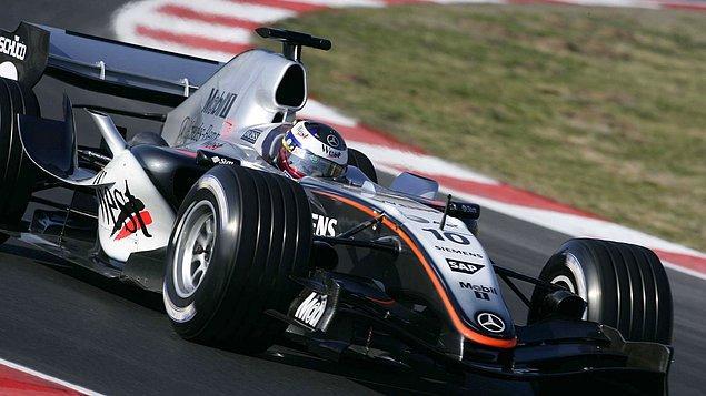 Formula 1 Hız Rekoru