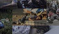 Uyurken Fotoğraflanan Suriyeli Çocuklar, Bir Neslin Nasıl Kaybolduğunu Sessizce Anlatıyor