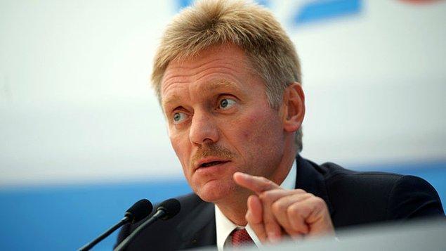 Kremlin Sözcüsü: 'Çok ciddi bir olay'