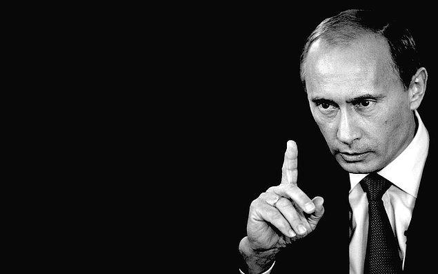 Putin: 'Sırtımızdan bıçaklandık'