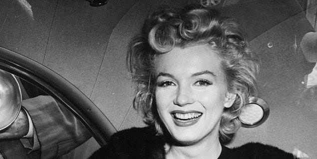 9. Bir güzellik ikonu: Marilyn Monroe