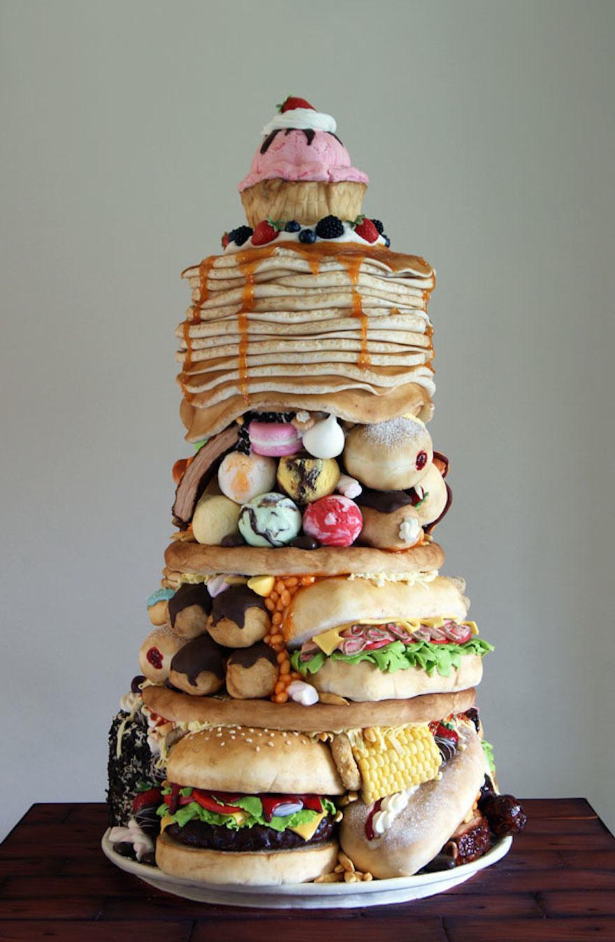 Фото торт похож на жопу 7 фотография