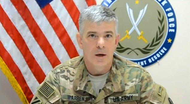 ABD Ordusu Türkiye'nin açıklamasını teyit etti