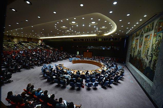 Türkiye'den BM'ye mektup: Angajman kurallarımız herkesçe bilinmekte