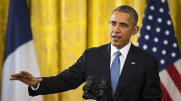 Obama: Türkiye'nin topraklarını koruma hakkı var