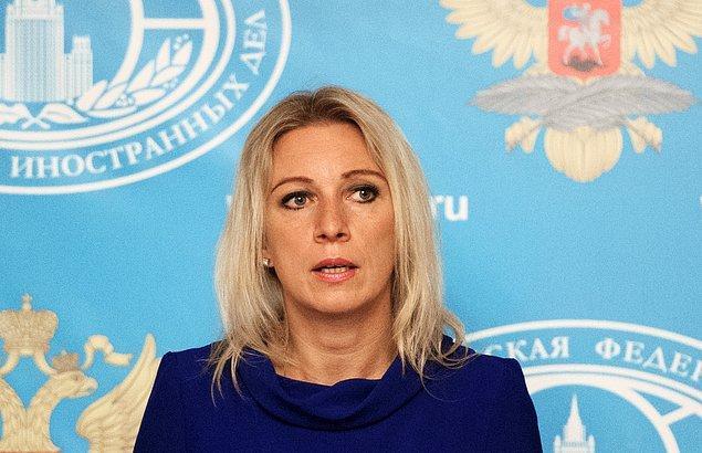 Rusya Dışişleri Bakanlığı sözcüsünden yalanlama