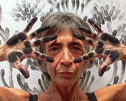Fırça Yerine Parmaklarını Kullanan Sanatçının İnsanı Hayrete Düşüren 16 Eseri