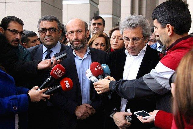 Erdem Gül: Haber yazdım tutuklanmak üzereyim