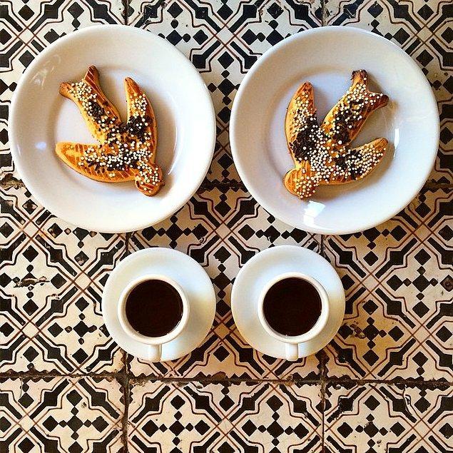 Завтраки как признание в любви