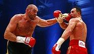 Ağır Sıklet Dünya Boks Şampiyonu Tyson Fury