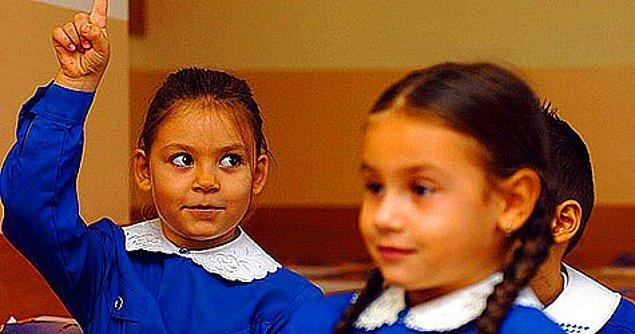 1. İlkokul Bilgilerinizin Ne Kadarını Hatırlıyorsunuz?