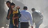 Rus Savaş Uçakları İdlib'de Pazar Yerini Vurdu: 40 Ölü, 70 Yaralı