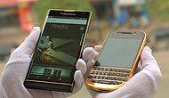 Blackberry Priv'in 24 Ayar Altın Kaplamalı Versiyonu Hazırlandı