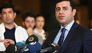 Demirtaş'tan Davutoğlu'na Yanıt: 'Artık Devleti Yönettiğinizi İdrak Etmenizde Fayda Var'