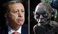 Turkish Court Asks 'Gollum Experts' İf Erdoğan Comparison İs İnsult