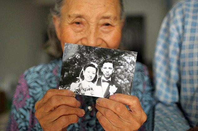 «Мы хотим помочь им отпраздновать эту годовщину, увековечив их любовь»