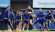 Fenerbahçe'de, van Persie ile Meireles Gaziantep'e Götürülmedi