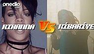 """Rihanna'dan İzlerken Tüylerinizi Diken Diken Edecek """"Annem"""" Performansı"""