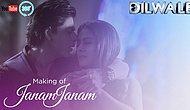 """Dilwale'ın """"Janam Janam"""" Şarkısı Bollywood'un 360 Derece Çekilen İlk Klibi"""