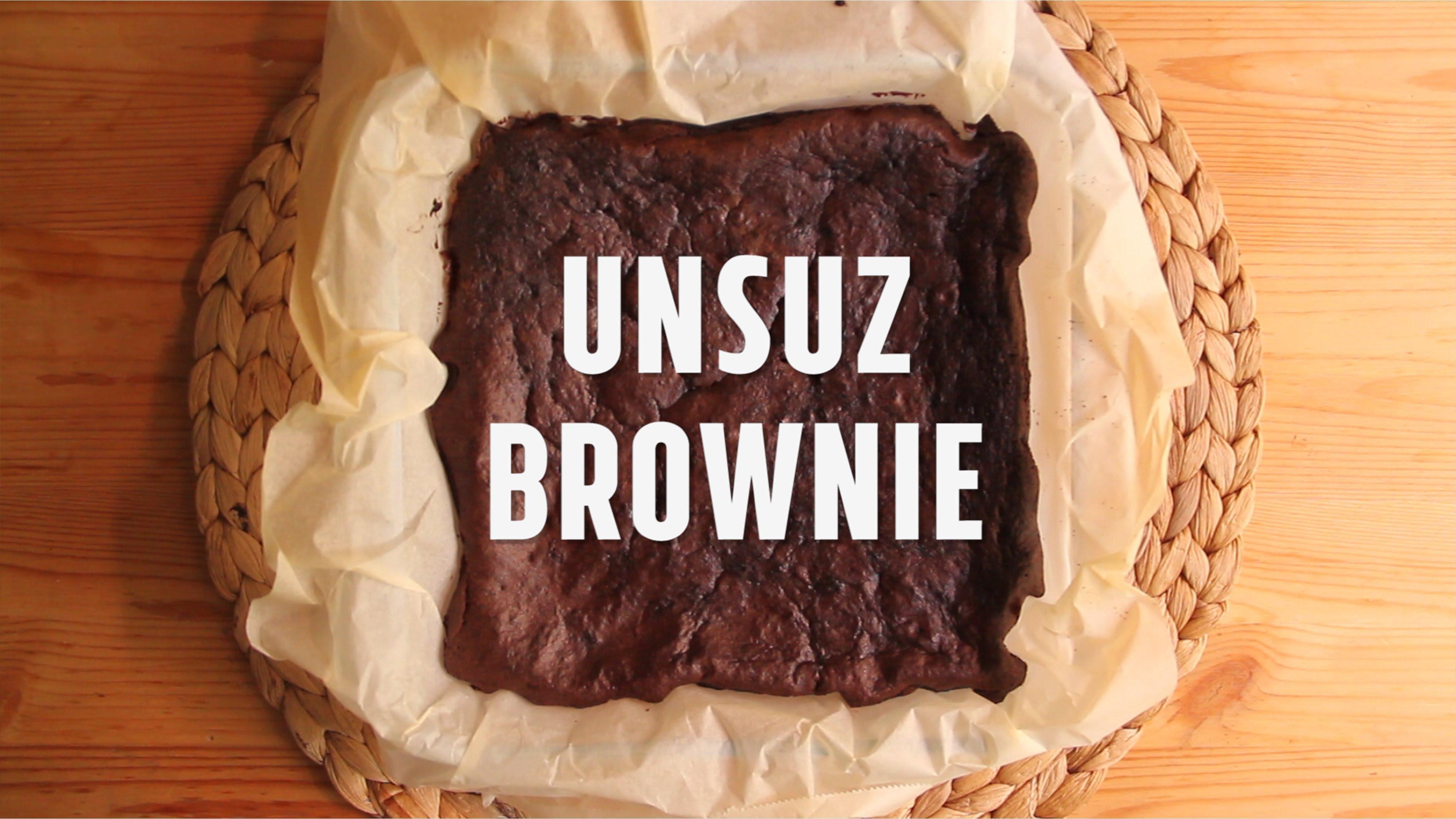 Şekersiz Unsuz Kek Videosu