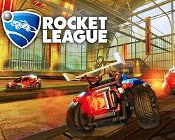 En İyi Spor/Yarış Oyunu-Rocket League