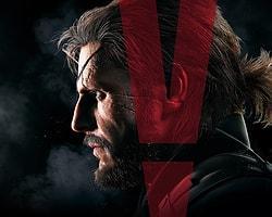 En İyi Aksiyon/Macera Oyunu-Metal Gear Solid 5 The Phantom Pain