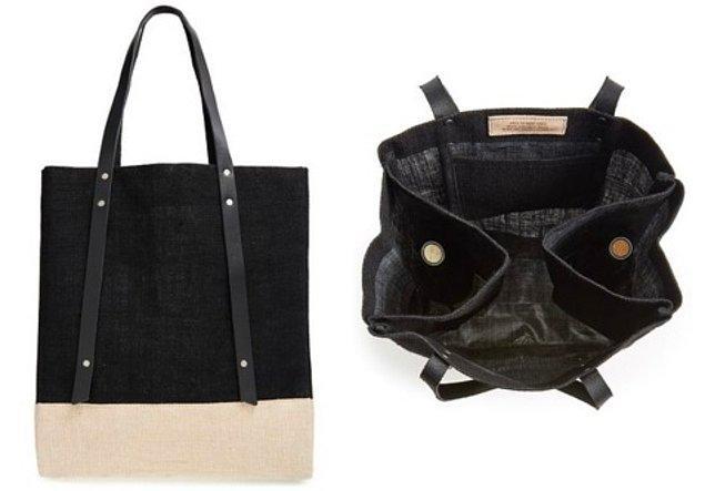 Эта сумка идеально создана для ношения в ней пары бутылок крепленного