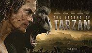 """Efsane Görsel Efektleriyle """"Tarzan"""" Filminden İlk Fragman Geldi!"""