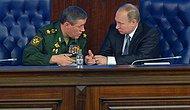 Putin: 'Askerlerimizi Tehdit Eden Her Hedefi Hemen İmha Edin'